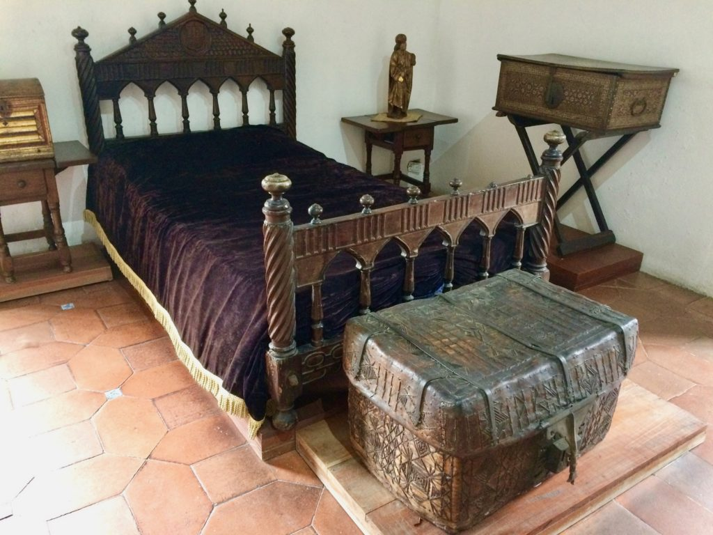Long man's bed